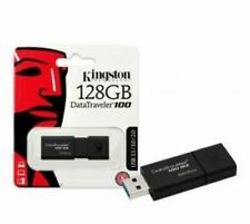 128gb Kingston flash drive dt100g3 USB 3.0