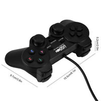 Wired USB Gamepad Game Gaming Controller Joypad Joystick Control for PC Compu HV