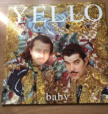 "Vinyl Schallplatte - YELLO ""baby"""