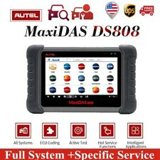 Autel DS808 Car Scanner OBD2 Diagnostic Scan Tool ALL System Better MK808 MX808