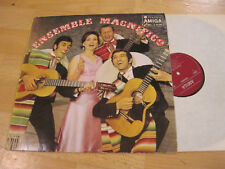 LP ENSEMBLE Magnifico same Samba que se va Vinyle AMIGA RDA 8 55 195