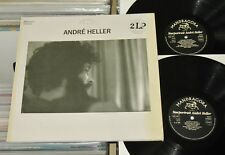 Andre Heller - 2 LP (VG+) Starportrait / Mandragora 1980 Klapp-Cover