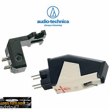 ♫ CELL + DIAMOND STYLUS AUDIO TECHNICA AT 300 P+ ADAPTER MOUNTING T4P/1/2 ♫