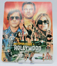 ONCE UPON A TIME IN HOLLYWOOD Fridge or Steelbook Magnet Cover (NOT LENTICULAR)