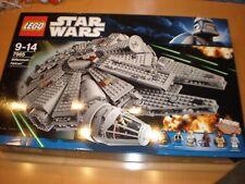 LEGO STAR WARS 7965 MILLENIUM FALCON NEU VERSIEGELT