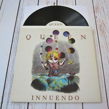 QUEEN Innuendo 1991 UK First Pressing Vinyl LP Album Parlophone PCSD 115 Record