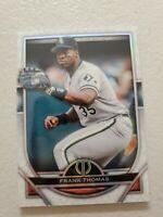 Frank Thomas 2021 Topps Tribute Baseball Card #26 Chicago White Sox