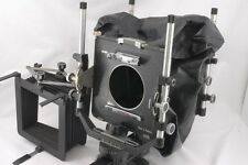 Cambo 4X5 Camera W/Wide Bellows Bag Hood *C5211