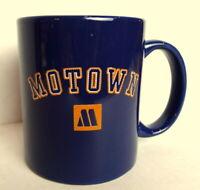 MOTOWN  M from Detroit  Coffee Mug Souvenir  Michigan