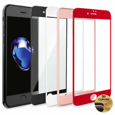 3D Tempered Glass Guard Screen Protector Film For Apple iPhone 6 & 7 Plus Series
