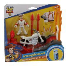 Fisher-Price Imaginext - Disney Pixar's Toy Story 4 - DUKE CABOOM STUNT SET