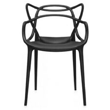 HOME CRAFT BRAND NEW KEEPER CHAIR IN BLACK