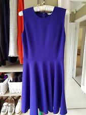 DVF Diane Von Furstenberg Fleur A Line Dress - Size UK8 - RRP £318 – Exc Cond.