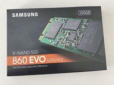 Samsung SSD 250GB 860 Evo MZ-N6E250BW M.2