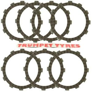 BMW F 650 ST, F650ST 93 - 03 SBS Carbon Clutch Friction Plates Set Of 7 60128