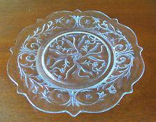 """McKee Rock Crystal Clear 8 ½"""" Salad/Luncheon Plate(s)"""
