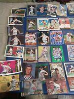 Greg Maddux-🔥HALL OF FAME🔥- 130 Huge Card Lot- ATLANTA BRAVES