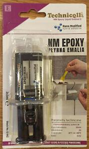 Bath shower sink Repair Kit WHITE fix filler chips Ceramic, Enamel, White goods