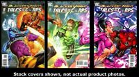 Blackest Night: Tales of the Corps 1 2 3 Complete Set Run Lot 1-3 VF/NM