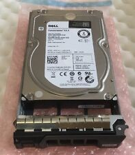 "Dell 2TB 7.2 K SAS 6Gb 3.5 ""Hard Drive 9whw9 1p7dp st2000nm0023 & Caddy invat"