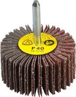 Abrasive Sanding Flap Wheel Mop KLINGSPOR KM613 Sandpaper  Metal Stainless Steel