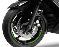 KIT STRISCE ADESIVE compatibili per CERCHI 14-13  scooter J 300 KAWASAKI J300