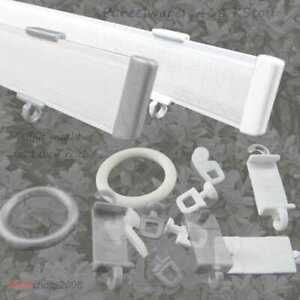 Paneelwagen 468 K-Stoff Rollwagen  Gardinen Schiebegardinen Laufleiste Vorhang