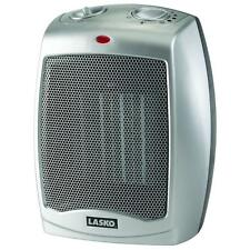 Electric Portable Ceramic Small Space Heater Room Indoor Bedroom Compact 1500W