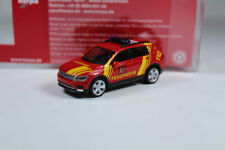 "Herpa 093194 VW Tiguan ""Feuerwehr Goslar"", Neuware. (63)"
