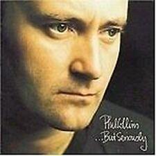 Album culte CD Phil Collins - But Seriously (Sérieusement) rare neuf