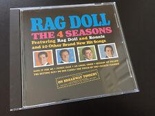 The Four Seasons - Rag Doll ( Japan CD, Sep-2015) *LIKE NEW*