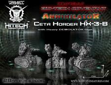 HITECH MINIATURES - 28SF065 Annihilator Ceta Horder HX-3-B 28mm *Warhammer 40k*