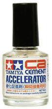 TAMIYA 87138 CA Cement Cyanoacrylate Instant Glue Accelerator Plastic Model UK