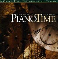 Piano Time - Audio CD By Tom McBryde - VERY GOOD