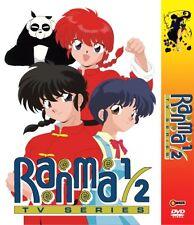 DVD Ranma 1/2 TV Series Episodes 1-161 END ~ ENGLISH VERSION