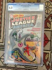BRAVE AND THE BOLD # 28 CGC 4.0 DC COMICS 1st App of  JUSTICE LEAGUE OF AMERICA