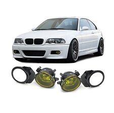 2 ANTIBROUILLARD JAUNE  BMW SERIE 3 E46 PACK M M2 & M3 + SERIE 5 E39 M ET M5