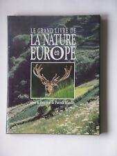 LE GRAND LIVRE DE LA NATURE EN EUROPE / PATRICK BLANDIN