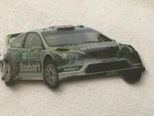 Eddie Stobart Ford Focus Rally Car Key Ring