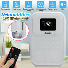 DEHUMIDIFIER 1.5L AIR PURIFIER DRY MOISTURE DAMP HOME BEDROOM BATHROOM     !!