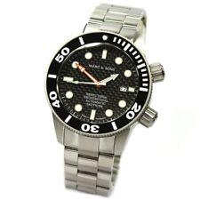 MARC & SONS Professional Diver Watch Automatik Taucheruhr Keramik MSD-028-15