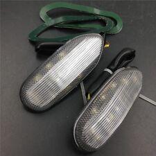 H. Led Turn Signals Indicators Blinkers Lights For Suzuki Gsxr600 750 1000