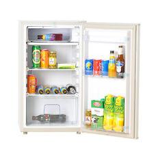 3.2 cu ft Solar Powerd Refrigerator/Freezer 12V 24V DC Boat Van Cabin RV Trailer