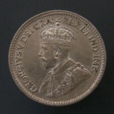 George V Five Cent Silver 1919