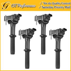 OEM Quality Ignition Coil 4PCS for 16-17 Chevrolet Spark 1.4L/ Opel Karl 1.0L L4