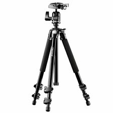 Mantona Scout Max tripod, 157 cm (incl. ball head with quick-release plate, in-b