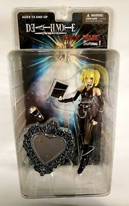 Jun Planning Death Note Season 1: MISA AMAN Action Figure Shonen Jump - NEW