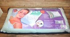 Cojín MAX Comfort 40x80 Espuma de Memoria En Frío Almohada por Vitalmaxx NUEVO