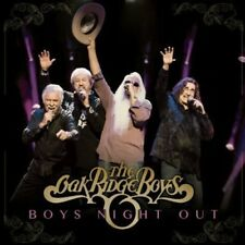 Boys Night Out - Oak Ridge Boys (2014, CD NEUF)