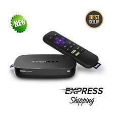 Roku Premiere 4620XB 4K UHD Streaming Media Player Dual-Band Wi-Fi IR Remote